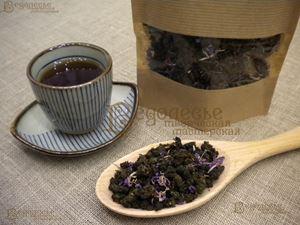 Изображение Иван-чай с цветками кипрея