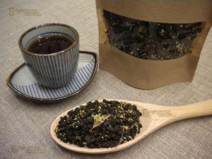 Изображение Иван-чай с цветками таволги
